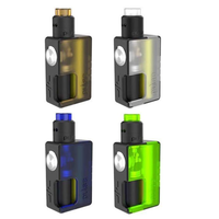 Pulse frosted squonk kit